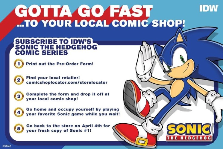 Pre-Order Form Instructions